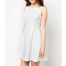 white party elegant special back design new ladies western dress designs fashion women dresses