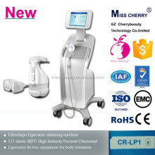 Beauty products! hifu body slimming machine/liposonix/ultrasonic liposuction equipment
