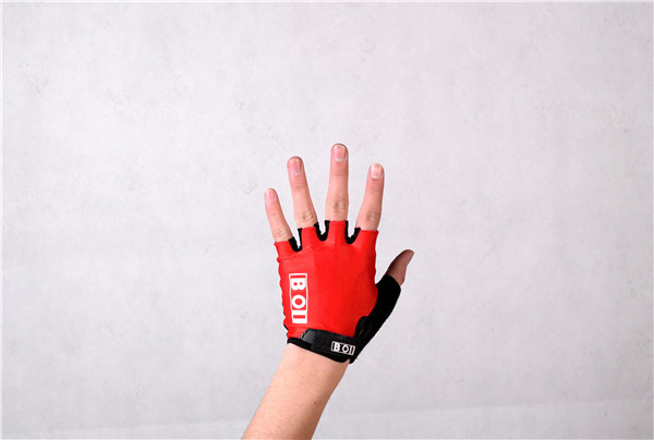 Fashion and hot sale custom sports cycling gloves