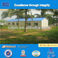 temporary metal buildings Cheap prefab steel structure mobile house, temporary site office