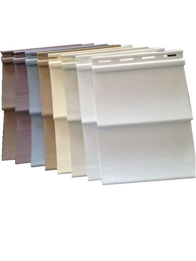 PVC Vinyl siding/PVC wall decoration panel for exterior and internal wall