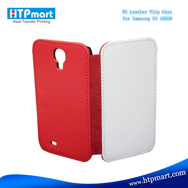 leather mobile phone case for samsung S4