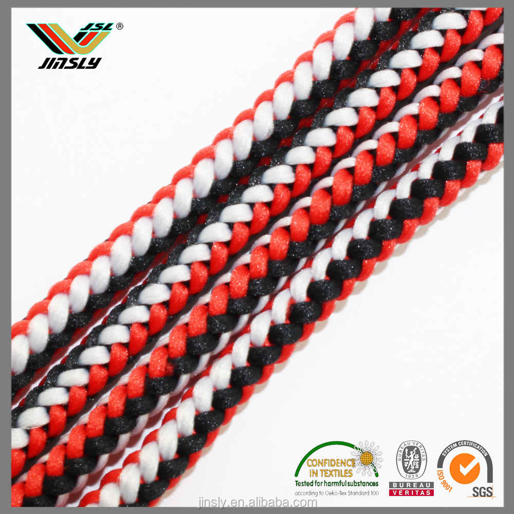 Braided Cord/3mm Braided Cord/100 Polyester Braided Cord