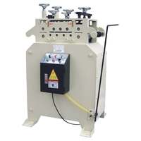 automatic aluminium plate straightener feeder