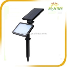 Adjustable 48 LEDs Landscape Solar Spotlight for Outdoor Garden