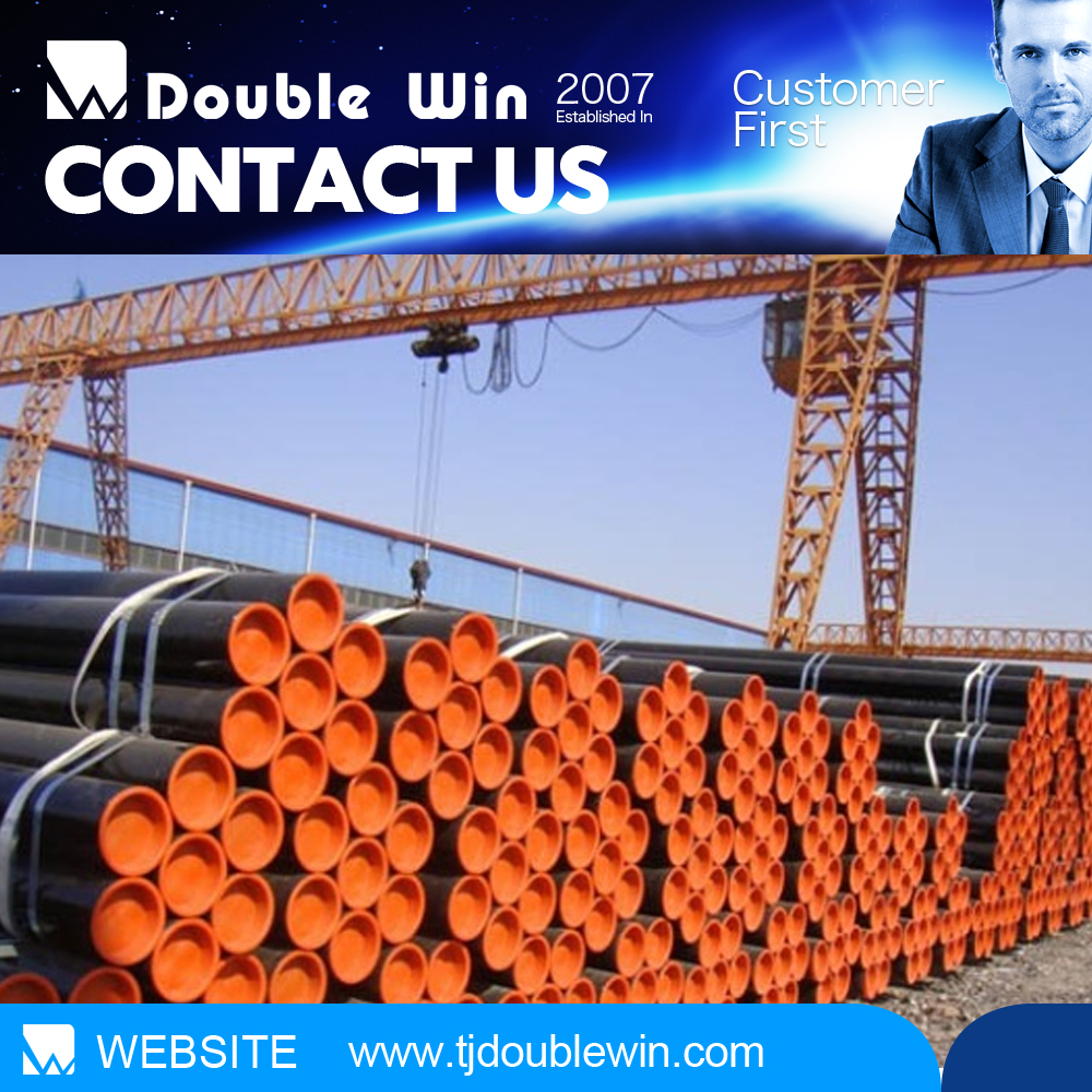 oil and gas well casing pipe a106 gr.b structure seamless steel pipe
