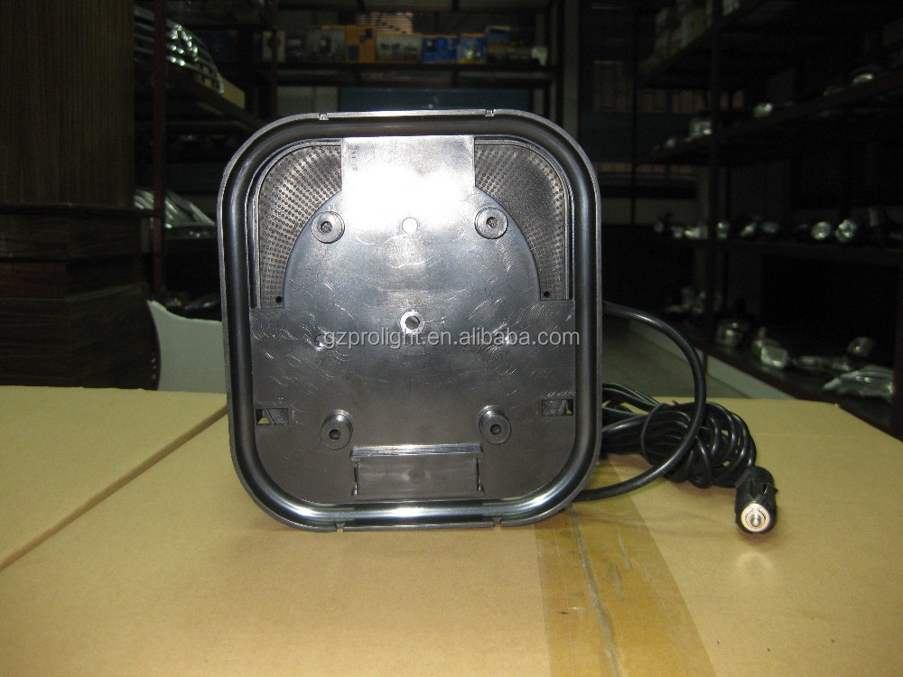 50W LED Remote Work Light From 25 Years Manufacturer In China _XT2009LED