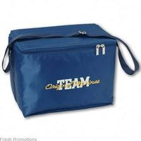 CO16 lunch cooler bag with durable hard liner