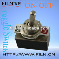waterproof 2 pin 10a 4-way toggle switch 125vac