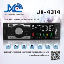 video format for car stereo with usb/sd card JXC-4314