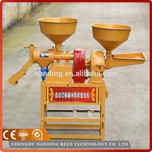 The Best and Cheapest paddy rice hulling machine for custom