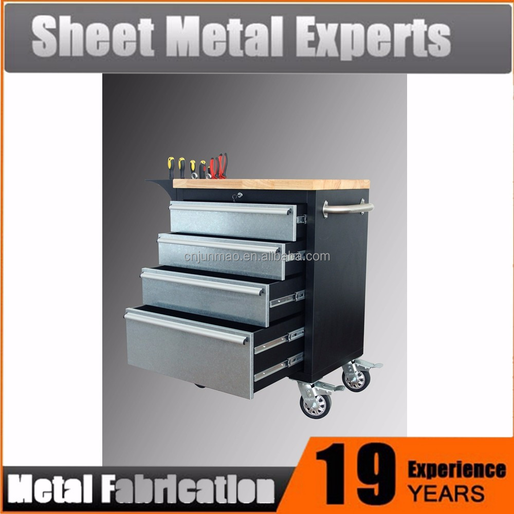 "Hot Sale 28"""" Kraftwelle Tool Trolley Storage Trolley Cabinet"