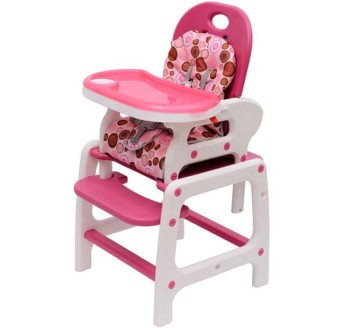 3 in 1 Baby Feeding High chair