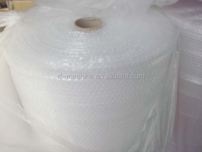 Automatic air bubble wrap making machine