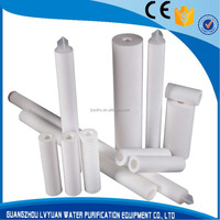 Absolute Rate PP Melt Blown Water Filter Cartridge for Pre RO/DI, Petrochemical, Chemicals Process