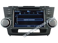 WITSON SPEICAL OEM CAR DVD FOR TOYOTA HIGHLANDER 2008 with iPhone ready