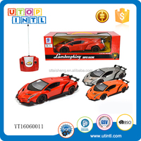 4CH Radio Control Car With light with charger,toy car