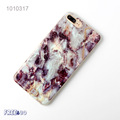 2016 Wholesalers Factory Price Marble Grain PC soft Mobile phone case for iphone 7/iphone 7 plus
