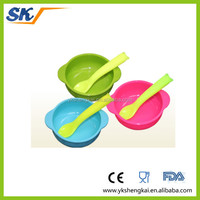 kids silicone bowl silicone food container with food grade