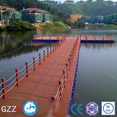 extreme durability hdpe plastic floating dock for sale