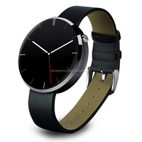 High-end hot-sale DM360 android sport bluetooth smart watch with free cellphone holder
