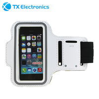 Customized sport armband for iphone 6 workout armband