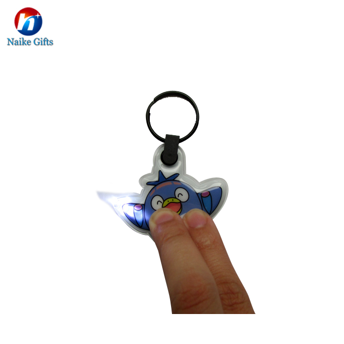 Keychain UV Light Mini Keychain Flashlight Logo Led Key Chain Light  Flashlight Torch Light e8c011350d04