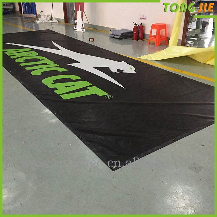 hanging pvc banner,outdoor wall banner