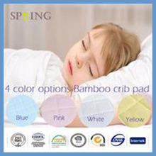 China Factory cheap price Crib Mattress Protector Pad Portable Baby Bed