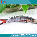 2015 hot selling! 6.1 inch 38g trout lure jointed fishing lures , fishing supplies from china