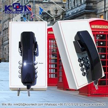 replica antique telephone KNZD-05 waterproof shockproof dustproof cell phone, waterproof speaker