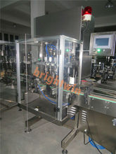 chutney/hot chilli sauce bottle filler machine with CE ISO9001