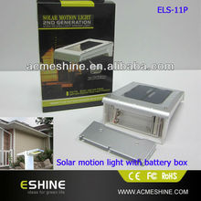 ELS-11P high lumens solar led light, wholesale solar lid lights manufacturers from Shenzhen factory