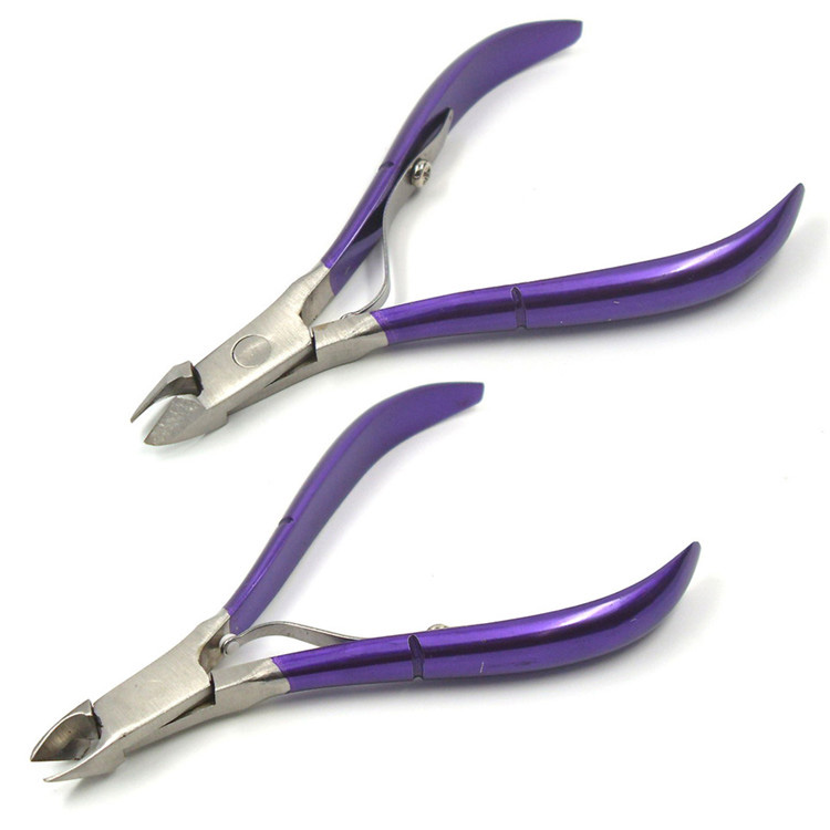 nail nipper sharpening machine Nail Cuticle Nippers / Professional Nail Nippers / Manicure Pedicure Tools