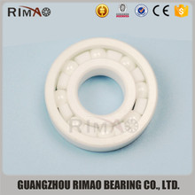 Anti-corrosion hand spinner fidget toy bearing ZrO2 Zirconia Oxide 696 full ceramic bearing