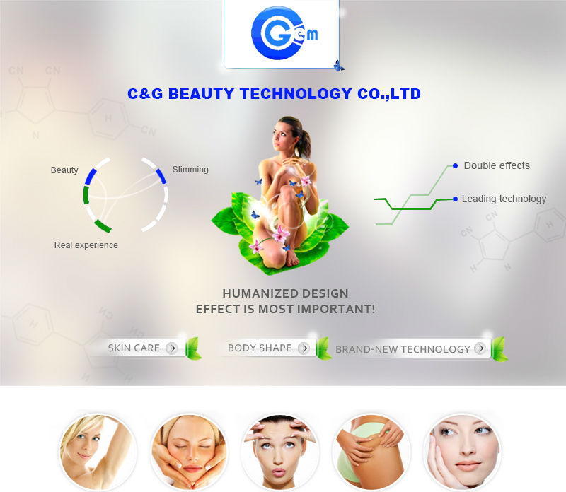 CG-12.0 fat loss slimming slim sonic beauty device slimming and weight loss for sale