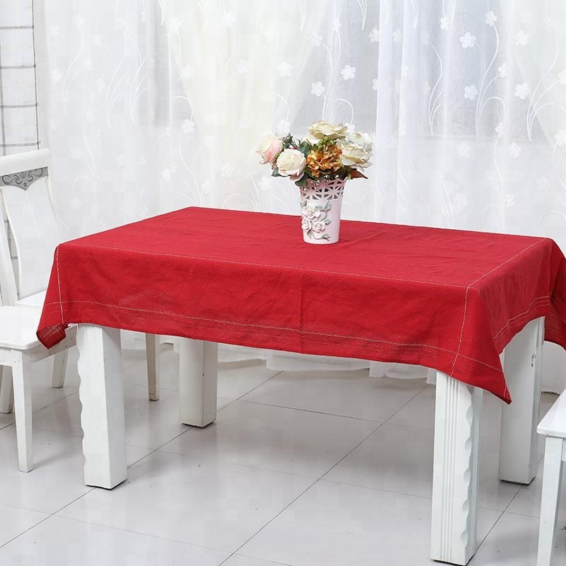 solid square table cloth german tablecloth restaurant table cloth