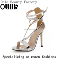 very high heels ladies fancy shoes women shoes alibaba china shoes PF4493