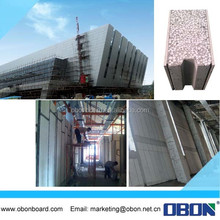 OBON fireproof eps polystyrene sandwich panel block