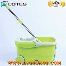 with wheel 360 Degree Magic Spin Mop Bucket