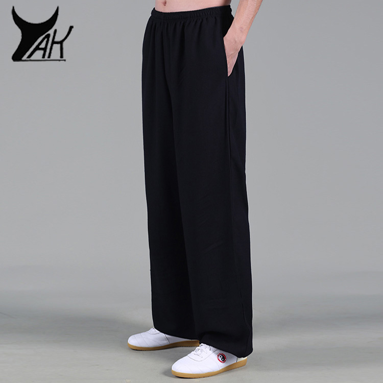 China wushu wing chun tai chi Martial arts pants