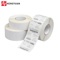Thermal transfer labels vs direct thermal labels label sticker adhesive stickers for carton