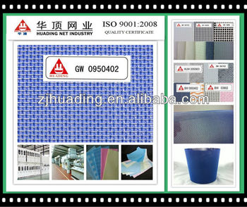 conveyor belt for spunlance nonwoven cloth forming