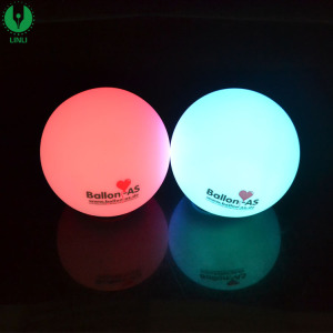 Pool Decoration Color Changing Mood Led Floating Ball