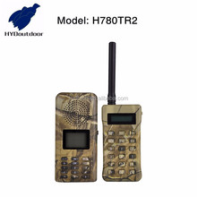 electronic bird caller decoy duck sound mp3 hunting bird caller for hunting H780TR2