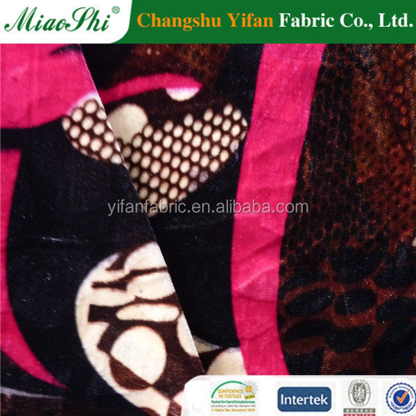 2016 winter clothes fabric making for down jacket changshu factory