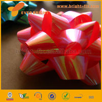 2014 China Supplier satin ribbon/awareness ribbon fabric/red fabric trim embroidery gold sequin ribbon