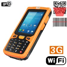 3G rugged nfc rfid handheld mobile terminal scanner industrial smart phone pda