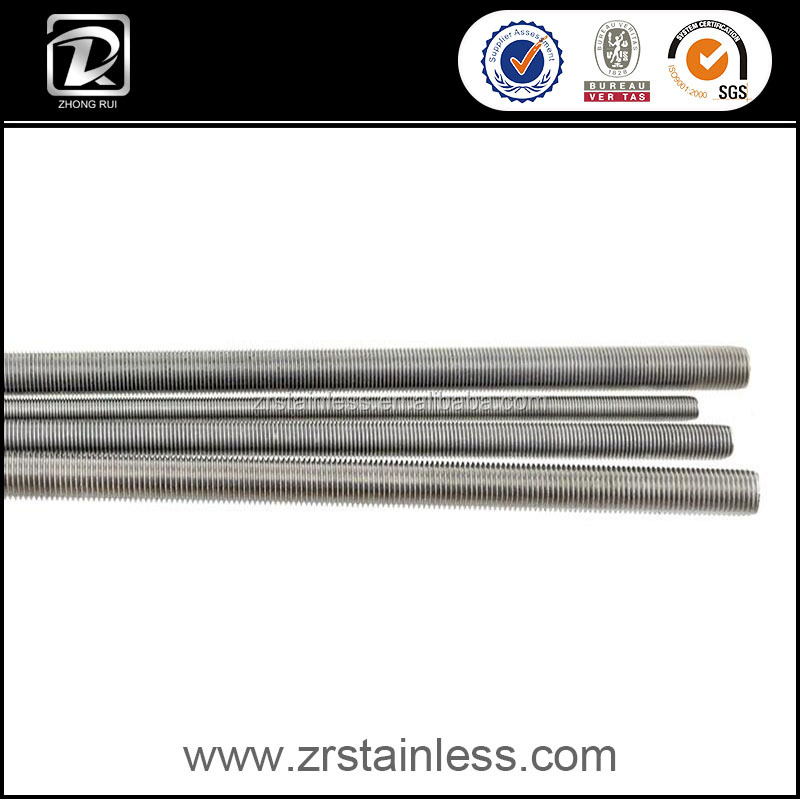 DIN975 UNS S30403 Stainless Steel All Threaded Rod