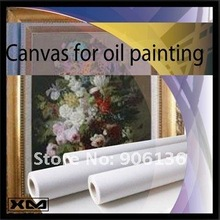 375gsm professional cotton canvase oil painting